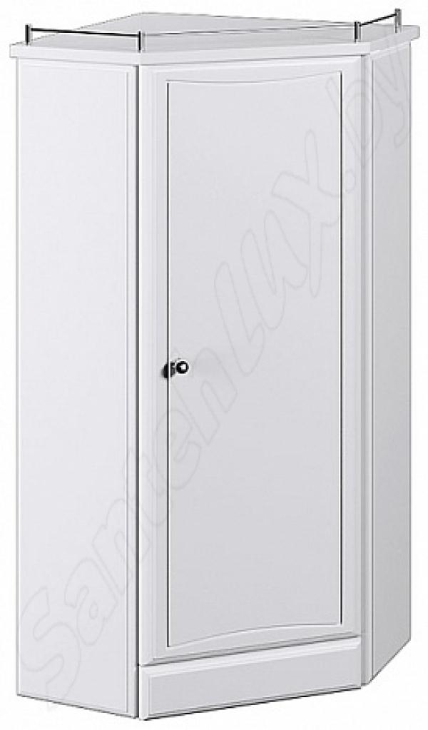 угловые напольные шкафы для ванной комнаты